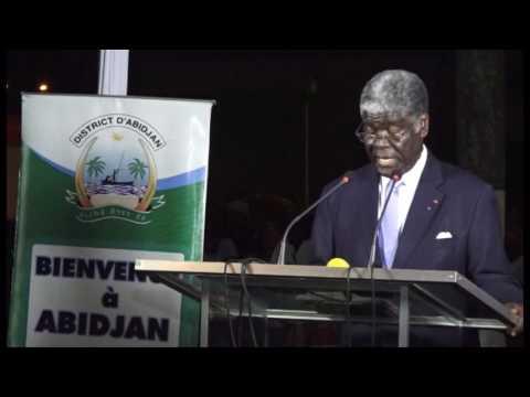 Société: Lancement Abidjan ville lumière