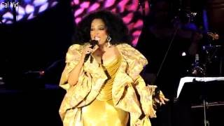 Diana Ross The Boss, Upside Down, Love Hangover Live in Hollywood