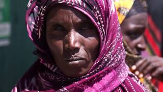 Cash assistance for vulnerable families hit by drought in Kenya