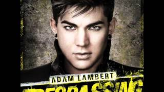 NEW 2012 Adam Lambert - Underneath (snippet) + LYRICS