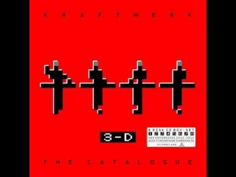 Kraftwerk - 3-D: The Catalogue Complete Full Set