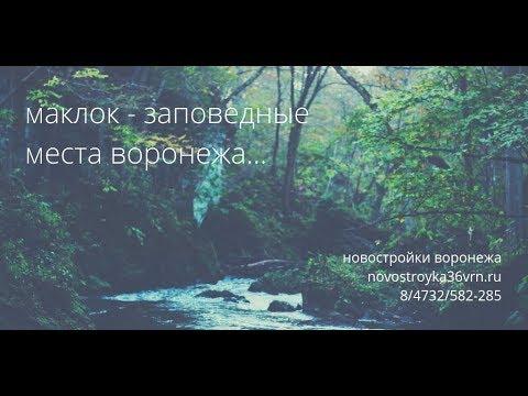 Маклок - заповедные места Воронежа.