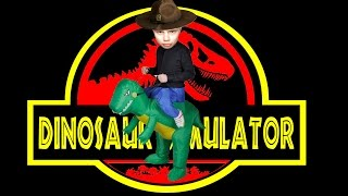 JURRASIC PARK IN ROBLOX !! ( Stream Playback 24-4-2017 )