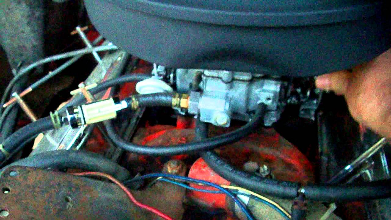 Vacuum Diagram For 1970 Chevelle Ford Fuel Pump Relay Wiring 1971 Chevy Lines Pt.-2 - Youtube