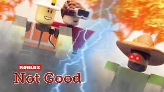 Not Good (Roblox Stop Motion)