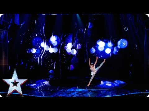 Jack Higgins comes Alive with his rain dance | Semi-Final 3 | Britain's Got Talent 2016