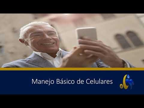 Clase Manejo Básico Celulares Android