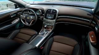 Chevrolet Cruze рестайлинг 2012-2014
