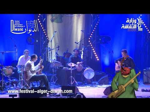 Sylvain Luc et les frères Chemirani invitent Kheireddine M'Kachiche