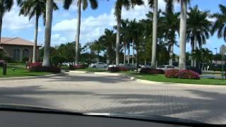 Как люди живут в Америке Флорида, США