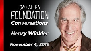 Conversations with Henry Winkler
