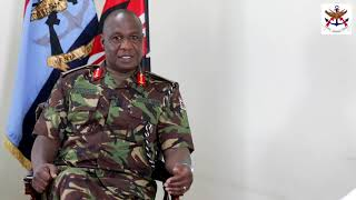 360 Tech Leadership Series with The Chief of Defence Forces, Gen Robert Kibochi - Episode 5