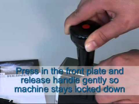 Change an ink cartridge B6