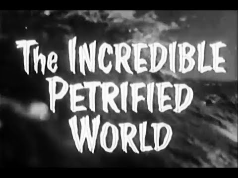 Sci-Fi Adventure Movie - The Incredible Petrified World (195