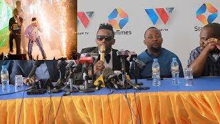 Diamond Asema Davido Alimwambia Show Azungumza