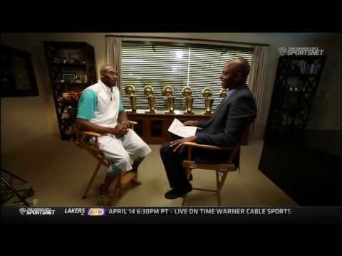 Connected With Kobe Bryant (April 10, 2013)