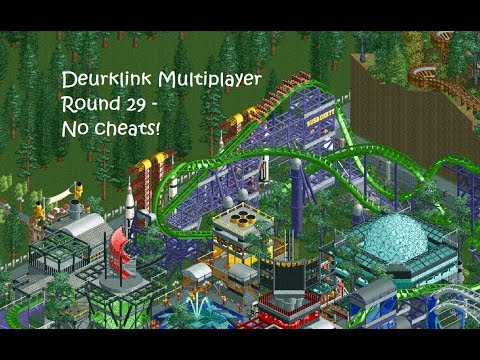OpenRCT2 Multiplayer Server - Round 29 - No cheats!