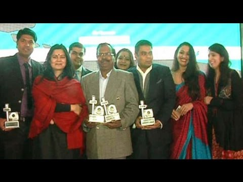 NDTV.com wins best website, NDTV 24X7 is best news channel: Exchange4media awards
