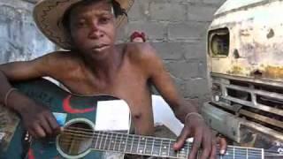 Botswana Music Guitar - Ronnie -