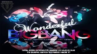 BIGBANG - WONDERFUL - SUBS ESPAÑOL [HD]