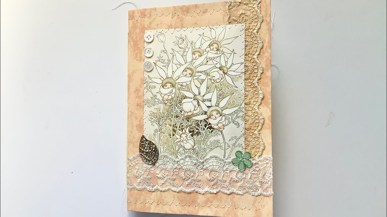 Baby book keepsake journal