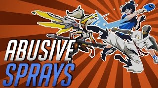 """Abusive Sprays"" 
