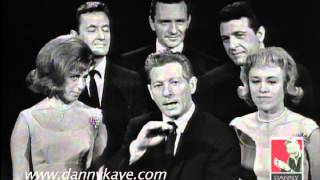 """Danny Kaye and vocal chorus sing """"Do You Ever Think of Me"""" 1964"""