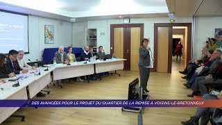 Yvelines | Des avancées pour le projet du quartier de la Remise à Voisins-le-Bretonneu