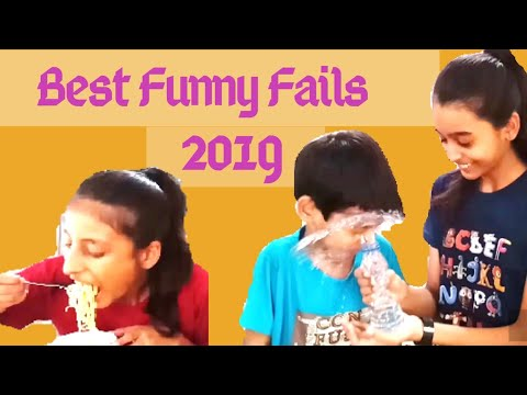 Best funny fails 2019 - try no to laugh challenge - epic fails 2019