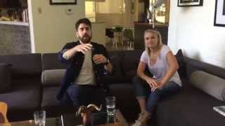 ADAM GOLDBERG'S INTERVIEW W/ EMILY OSMENT HACKED!