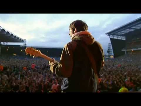 Oasis - Acquiesce (Live: The International Arena, Cardiff '96)