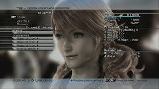 FFXIII (PS3) ~ Mission 64: The Doomherald | Vercingetorix (5 Stars)