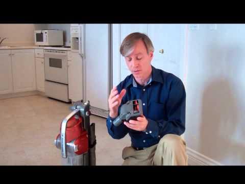 LG Kompressor LuV250C Upright Vacuum Review