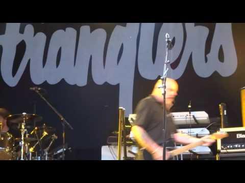 The Stranglers @ de bierfeesten Oudenaarde 2016 Tank
