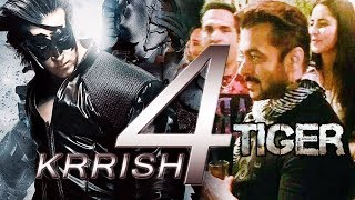 Video Hrithik Roshan's Krrish 4 Shoot Starts In 2018, Salman-Katrina's Tiger Zinda Hai WRAP Party download MP3, 3GP, MP4, WEBM, AVI, FLV Oktober 2018