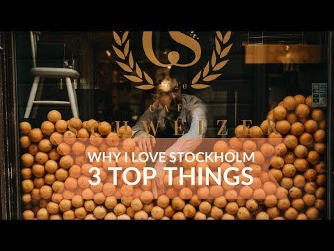 Stockholm in 1 minute // Why I Love Stockholm