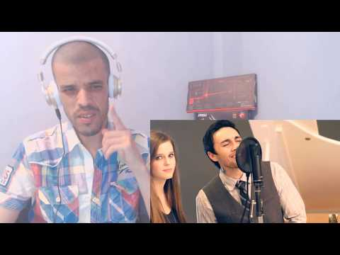 REACTION: The One That Got Away - Katy Perry (Cover By Tiffany Alvord & Chester See)