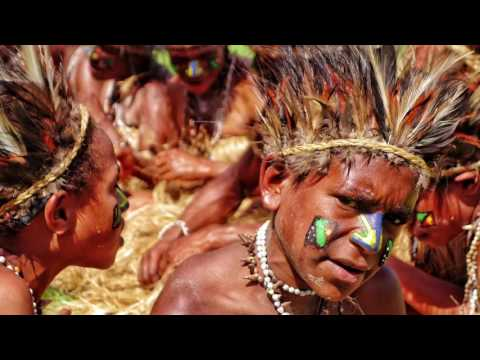 Paupa New Guinea Tribal Festival 2016