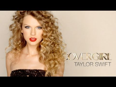 Taylor Swift CoverGirl NatureLuxe