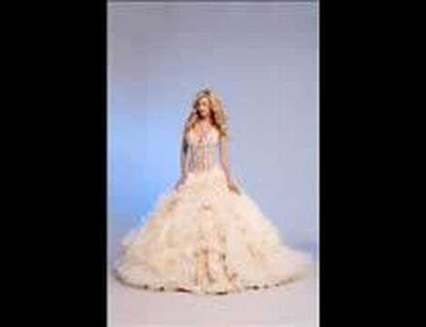 My Lady Wedding Gown You