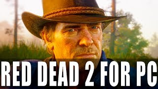 Red Dead Redemption 2 for PC CONFIRMED?! Video