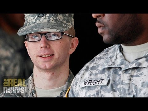 Bradley Manning In His Own Words After Being Sentenced to 35 years