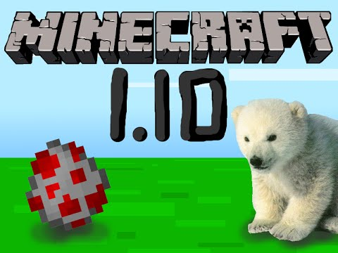 Minecraft 1.10 snapshot | Polar Bears, Husks, Strays, new Spawn eggs and more