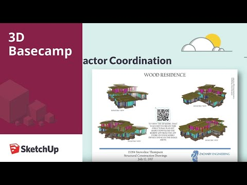 Structural Engineering with SketchUp – Nicholas Sonder, David Zachary | 3D Basecamp 2018