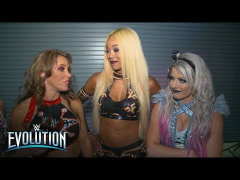Bittersweet moment for Mickie James, Alicia Fox and Alexa Bliss: WWE Exclusive, Oct. 28, 2018
