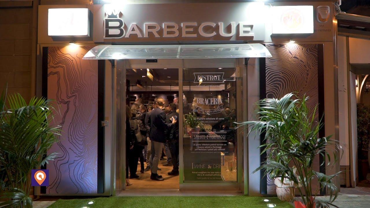 Riapre il ristorante Barbecue di Reggio Calabria   CityNow - YouTube
