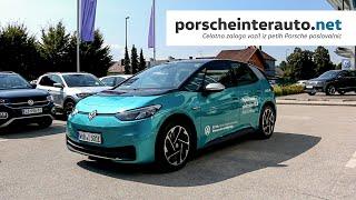 Novi Volkswagen ID.3 | Testne vožnje v ID. HUB Aleja Ljubljana