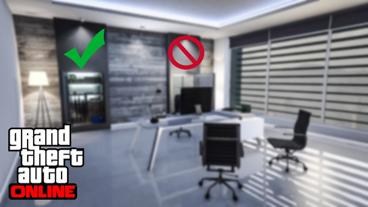 GTA V Online   Should You   Get Everything For Your CEO Office