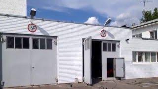 Вентилируемый фасад из профлиста(, 2016-04-13T06:13:27.000Z)