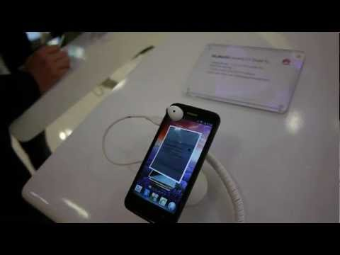 Huawei Ascend D1 Quad XL Hands On